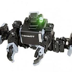 Tomy I-SOBOT Robot
