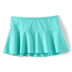 Lands' End Girls SwimMini Swim Skirt