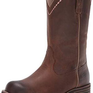 Ariat Unbridled Roper Western Boots – Women's Leather Cowgirl Boot