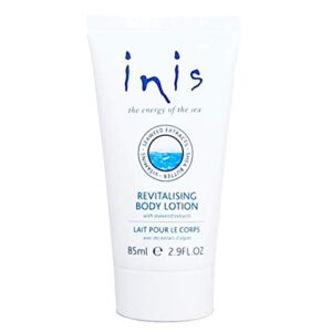 Inis the Energy of the Sea Revitalizing Body Lotion, Travel Size, 2.9 Fluid Ounce