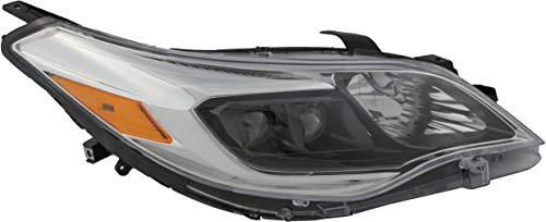 For Toyota Avalon/Hybrid Headlight 2013 2014 2015 Passenger Right Side Headlamp Assembly Replacement