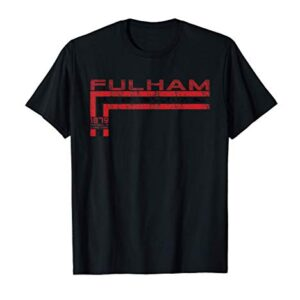 Football Is Everything – Fulham 80s Retro Ultras T-Shirt