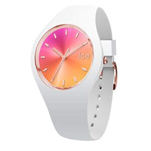 Ice Watch 016049 White Silicone Woman Watch