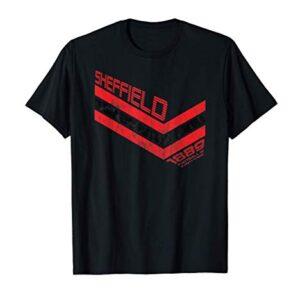 Football Is Everything – Sheffield 80s Retro T-Shirt