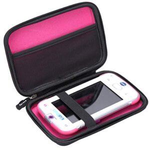 Aproca Hard Storage Travel Case Bag for VTech KidiBuzz / VTech KidiBuzz G2 Kids' Electronics Smart Device (Black – Inner…