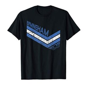 Football Is Everything – Birmingham 80s Retro T-Shirt