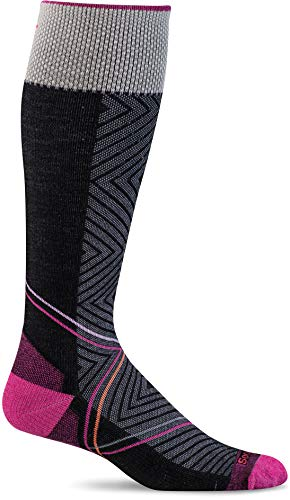 Sockwell Women's Pulse Knee High Firm Graduated Compression Sock