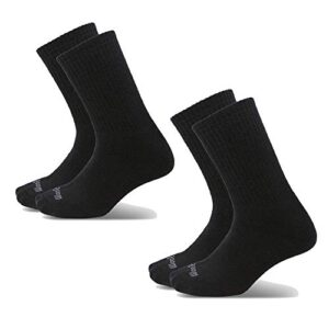 Woolly Clothing Merino Wool Everyday Sock – [ 2 Pairs ] – Moisture wicking, anti-odor, go anywhere sock