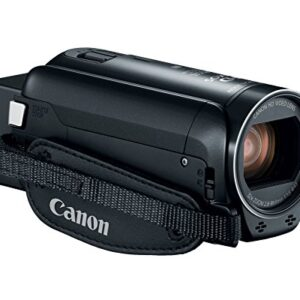 Canon VIXIA HF R80 Portable Video Camera Camcorder with Built-in Wi-fi, Full HD CMOS Sensor, 3.0-inch Touch Panel LCD…