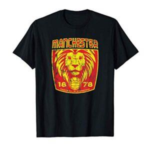 Football Is Everything – Manchester Alpha Fan Retro T-Shirt