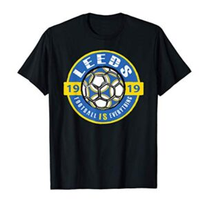 Football Is Everything – Leeds Vintage T-Shirt