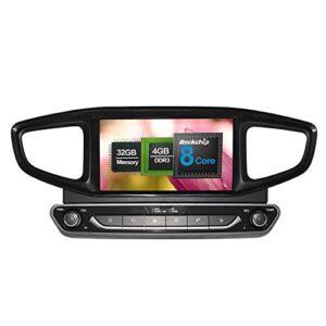 Flynavigo 8 Inch Android 8.0 Octa Core Car Radio Stereo Head Unit with Bluetooth GPS Navigation for Hyundai Ioniq 2016…