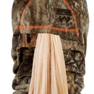 Zeek Outfitter – Realtree Ladies Camo Balaclava with Ponytail Hole