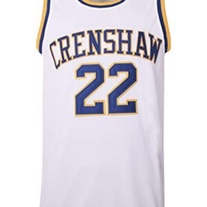 MOLPE McCall 22 Wright 32 Crenshaw Jersey, Throwback Basketball Jersey, Love and Basketball Jersey, 90s Jersey