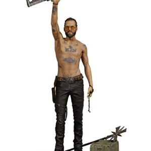 Far Cry 5 Joseph Seed Figurine – Joseph Seed Figurine Edition. [video game]