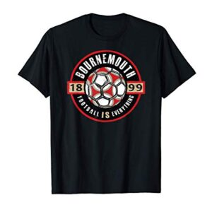 Football Is Everything – Bournemouth Vintage T-Shirt