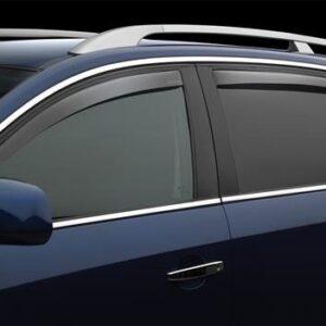 WeatherTech Side Window Deflector 82874 Custom fit for Select Hyundai Ioniq Hybrid