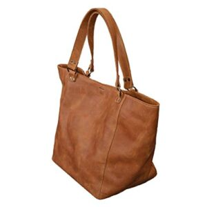 Hide & Drink, Leather Formal Hand Bag, Shoulder Stylish Purse, Business Formal Wear, Handmade Includes 101 Year Warranty…