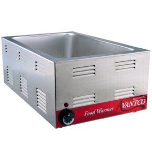 Avantco W50 12 x 20 Electric Countertop Food Warmer – 120V by Avantco Equipment