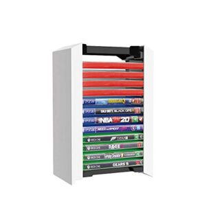 Game Card Box Storage Stand for PS5 PS4 Nintendo Switch Xbox Games, Storage Tower for Nintendo Switch, Xbox Game Card…