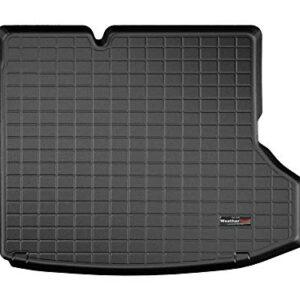 WeatherTech Custom Fit Cargo Liner Trunk Mat for Hyundai Ioniq Hybrid – 40999 (Black)