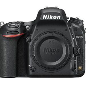 Nikon D750 FX-format Digital SLR Camera Body