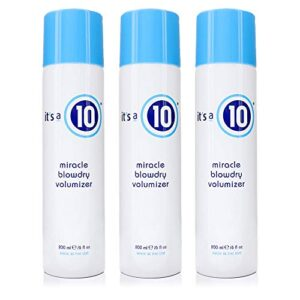 It's a 10 Haircare Miracle Blowdry Volumizer, 6 fl. oz. (Pack of 3)