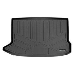 MAXLINER All Weather Custom Fit Cargo Trunk Liner Floor Mat Black Compatible with 2018-2022 Hyundai Kona