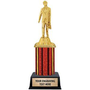 Salesman Award Trophy Prime