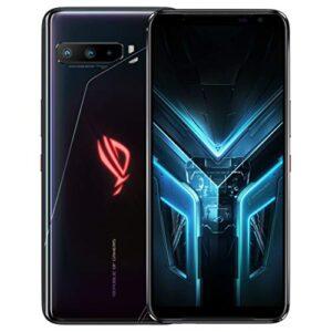 ASUS ROG Gaming Phone 3 (Strix Edition) ZS661KS Dual-SIM 256GB ROM + 8GB RAM Android Factory Unlocked 5G Smartphone…