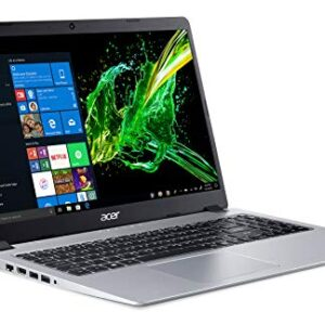 Acer Aspire 5 Slim Laptop A515-43-R5RE, 15.6″ Full HD IPS Display, AMD Ryzen 5 3500U, 8GB DDR4, 256GB SSD with Acer Black M501 Wireless Mouse