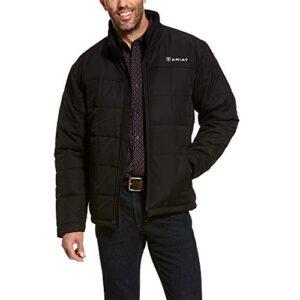 ARIAT Men's Crius Insulated Jacket Black