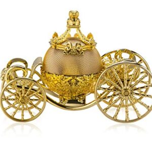 Cinderella Carriage Bluetooth Speaker, Stylish Speakers Bluetooth Wireless for Audio Streaming, Ideal Portable Speaker…