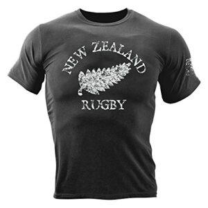 New Zealand Rugby Logo T-Shirt