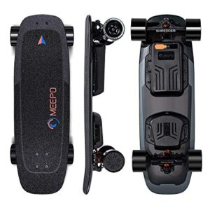 Meepo Mini 2 Electric Skateboard with Remote, Top Speed – 28 mph ,6 Months Warranty Skateboard Cruiser for Adults Teens
