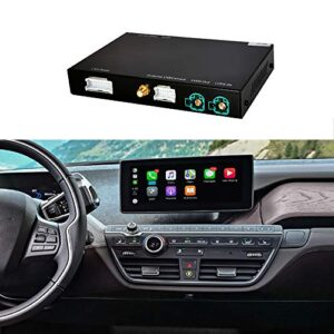 Road Top Wireless Carplay Retrofit Kit Decoder for BMW i3 I01 NBT System 2012-2017 Year, Support Android Auto…