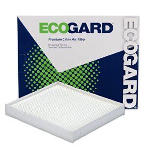 ECOGARD XC10482 Premium Cabin Air Filter Fits Hyundai Sonata 2015-2019