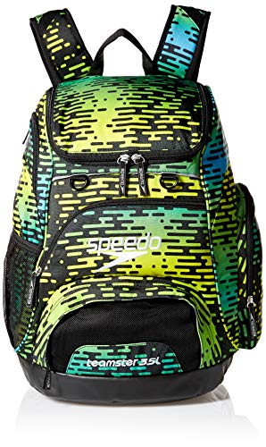 Speedo Unisex-Adult Medium Teamster Backpack 25-Liter – Manufacturer Discontinued