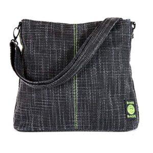 Urban Tote Bag – Adjustable Hand/Shoulder Straps & Smell Proof Pouch (Aqua)