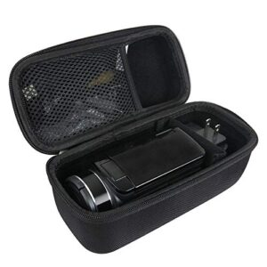 Hermitshell Hard Travel Case for Video Camera Camcorder Kicteck/SOSUN/Actinow/GordVE/AiTechny/FLOUREON/Baize/FamBrow…
