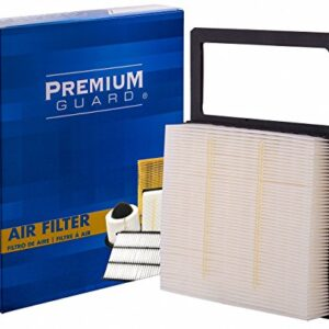 PG Air Filter PA6271  Fits 2013-20 Ford Fusion, 2013-18 2013-18 C-Max, Lincoln MKZ, 2019 Ford Police Responder Hybrid…