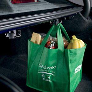 2 Trunk Cargo Hooks fit Honda Accord 08-21 Civic 10-21 Acura TSX 09-14 ILX 13-21 TLX 15-21